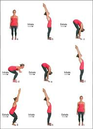 How To Rejuvenate With A 9 Step Yoga Sun Salutation