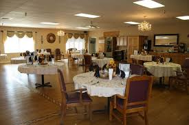 Our Dining Room Offers Quality Nutrition Services At NHC HealthCare Joplin