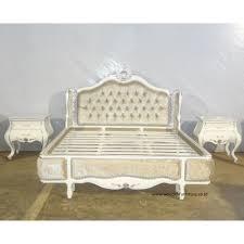 schlafzimmer set im französischen stil antiker polster bett rahmen klassische kommode mit stuhl weißes bett seite luxus möbel hotel möbel buy antike