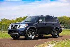 2018 Nissan Armada Platinum Reserve Front - The Fast Lane Truck 2018 Nissan Armada Platinum Reserve Wheel The Fast Lane Truck With Ielligent Rear View Mirror Palmer Vehicles For Sale 2017 Takes On The Toyota Land Cruiser With A Rebelle Yell Turns Rally Car Kelley Tractor And Pull Fair 2011 Nissan Armada Platinum 4wd Suv For Sale 587999 Adventure Drive First Of Pathfinder Titan 2015 Sv 5n1aa0nc1fn603728 Budget Sales 2012 Used 4dr Sl At Conway Imports Serving