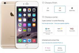 Unlocked SIM Free iPhone 6 and 6 Plus Models Now Available in