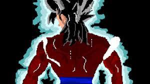 Ultra Instinct Omen Son Goku