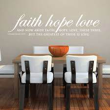 Religious Wall Decals Inspirational Decor For Church