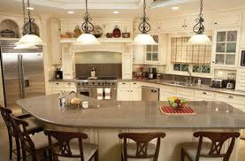 Rustic Kitchen Design For Small Spaces Country Cottage Accessories Solid Slab Gray Granite Countertop Soft Cream Frosted Glass