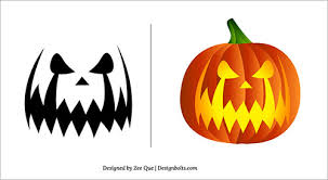 Good Pumpkin Carving Ideas Easy by Halloween 2013 Free Scary Pumpkin Carving Patterns Ideas Stencils