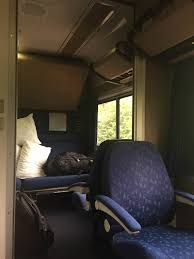 Superliner Bedroom by Review Amtrak California Zephyr Chicago To Emeryville Labastravel