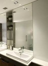 Frameless Bathroom Mirrors Sydney by All Types Of Mirror Frameless Wall Mirrors For Gyms And Bathrooms