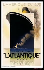 AM Cassandre LAtlantique Poster