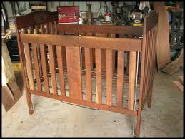 Free Woodworking Plans For Baby Cradle by Build Your Own Baby Crib Plans Wooden Plans Loft Bed Frame Plans