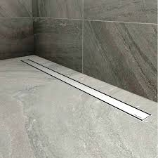 infinity linear drain cool linear shower drain wedgelog design