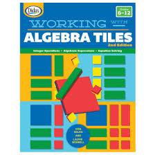 algebra tiles for kids eta hand2mind