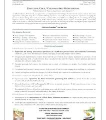 Career Objective Examples For Chef Resume And Banquet Template Sample Job Description Sous Free Of To Produce Awesome