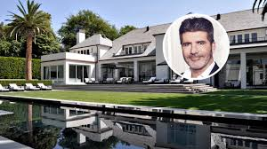 104 Beverly Hills Houses For Sale Simon Cowell Sells Mansion 25 Million Variety
