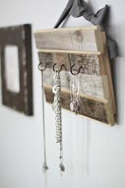 Rustic Jewelry Holder Love Of Home