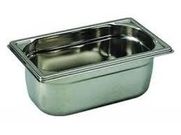bac cuisine bac de cuisine gastronorme 1 4 en inox 2 5 litres bourgeat