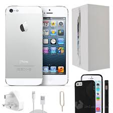 Apple iPhone 5 32GB White Unlocked Refurbished Grade A