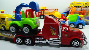 Baby Studio - Mother Truck And Small Trucks Collection | Kid Toys ...