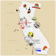 Idees Maison Map In California