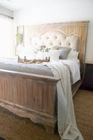 French Country Farmhouse Style Bed Bedroom Plum Pretty Decor And Design