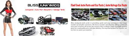 100 Used Truck Parts Online Auto Junk Yards By Bliss Junkyards Trepup