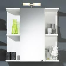 badezimmer spiegelschrank weiss 68cm badspiegel