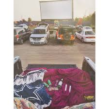 Drive-In Movies In A Truck Bed. | When Two Become One | Dating ...