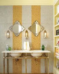 yellow gray bathroom decor rugs and chevron sets shower curtain