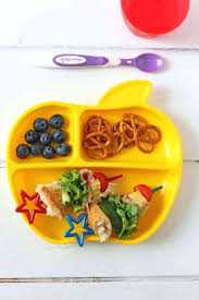 Toddler Lunch Ideas 1 Year Old Daycare