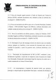 Licitação Do Sistema Ônibus De Porto Alegre Anexo VIII Modelos De