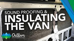 Insulating Our DIY Camper Van Conversion
