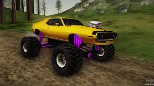 AMC Javelin AMX 401 1971 Monster Truck For GTA San Andreas Gta Gaming Archive Stretch Monster Truck For San Andreas San Andreas How To Unlock The Monster Truck And Hotring Racer Hummer H1 By Gtaguy Seanorris Gta Mods Amc Javelin Amx 401 1971 Dodge Ram 2012 By Th3cz4r Youtube 5 Karin Rebel Bmw M5 E34 For Bmwcase Bmw Car And Ford E250 Pumbars Egoretz Glitches In Grand Theft Auto Wiki Fandom Neon Hot Wheels Baja Bone Shaker Pour Thrghout
