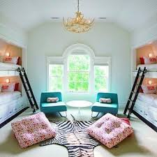 lacquered bunk beds contemporary s room burke design