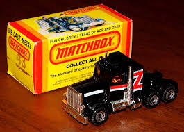 Vintage Matchbox Peterbuilt Conventional Tractor Die-Cast Car Model ... Buy Matchbox M35271 158 Shell Kenworth W900 Semitanker Exbox 155 Ultra Series Freightliner Hersheys Semi Truck Review Turns 65 Celebrates Its Sapphire Anniversary Wit Semi Trucks For Sale Matchbox Big Movers Red Coca Cola Truck 999 Pclick Episode 47 Lot Of And Rigs Youtube Vintage King Size Nok16 Dodge Tractor Trailer Diecast Corona Beer 1100th New 1861167250 Flat Nose Ups United Parcel Service Toy Model Tow Wreckers Peterbilt Tanker Getty 1984 Macau