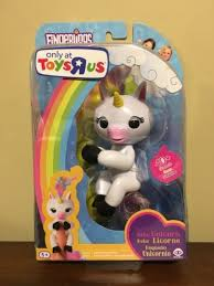 Mixed Lots 49018 Fingerling Monkey Authentic Wowwee Unicorn Gigi Toys R Us Exclusive