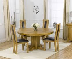 Round Dining Room Set For 4 by Round Dining Table For 4 Shelby Knox