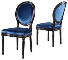 GDF Studio Landon Traditional New Velvet Dining Chairs, Navy Blue, Set Of 2 Fairy Contemporary Fabric Ding Chairs Set Of 2 Navy Blue Shelby Chair In Channel Tufted Velvet By Meridian Fniture Hanover Mcer 5piece Patio With 4 Cushioned And A 40inch Square Table Mercdn5pcsqnvy Colston Silver Leaf Including Brookville Harley Traditional Microfiber Details About Bates New Opal Room Gold William