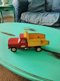1960's Metal Tonka Toy Dump Truck Amazoncom Tonka Toughest Mighty Truck Handle Color May Vary Toys State Cat 16 Metal Dump Toy Games Trucks In Falkirk Gumtree 1970 Hydraulic Cstruction For Sale Loader And Skateboard Prime Time Auctions Vintage Classic Excellent Cdition Rusty Old Olde Good Things Walmartcom Truckplow Lowboy Flatbed Hauler