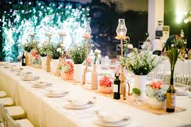 Who Doesnt Love A Tagaytay Wedding Right This Rustic Affair Complements The Chilly Weather With Some Dainty Decor And Blush Accents Making Dreamy