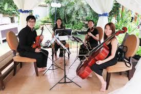 100 Dalvey Road Jerlenes Wedding At VETTA Singapore Wedding Music