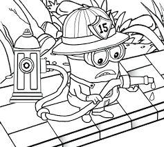 Vampire Minion Coloring Pages That You Can Print Book Pdf Sheets Bob Full Size