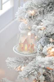 Flocked Downswept Christmas Trees by 667 Best Christmas Trees And Toppers Images On Pinterest Xmas