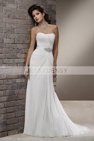 strapless lace beach wedding dresses naf dresses
