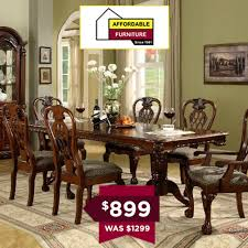 Tax Refund Dining Room Set Sale In Houston TX