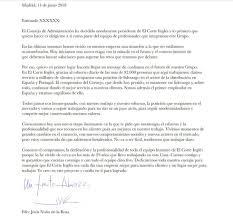 Estructura De Una Carta Formal En Inglés Ecosia