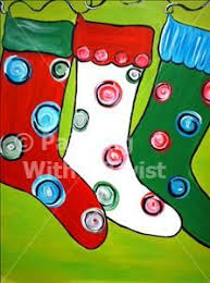 Image Detail For Early Christmas Stockings