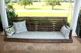 3 Step DIY Bench or Swing Cushion