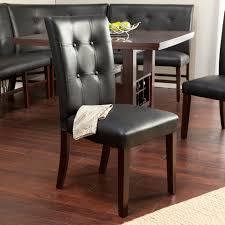 Corner Kitchen Table Set With Storage by Layton Espresso 6 Piece Breakfast Nook Set Hayneedle