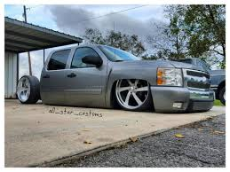 100 Body Dropped Trucks Sitting On The Rockers Stock Floor On Introwheels 26