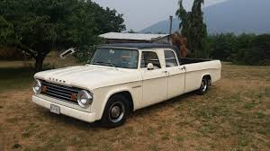100 67 Dodge Truck 19 Dodge Sweptline Crewcab Longbox Pinterest