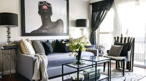 100 One Bedroom Interior Design Er Transforms Onebedroom Into Chic Home For Herself And